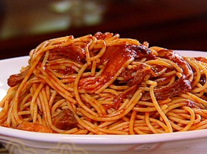 Spaghetti Lunch Fundraiser @ Fellowship Hall