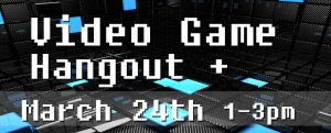 Youth Video Game Hangout